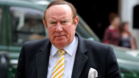 Andrew Neil is set to have a new primetime politics show. Picture: Nick Ansell/PA
