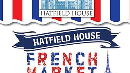 French Market at Hatfield House