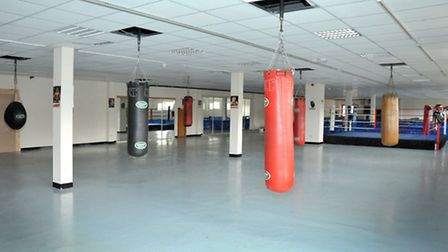 Wisbech Boxing club.Picture: Steve Williams.