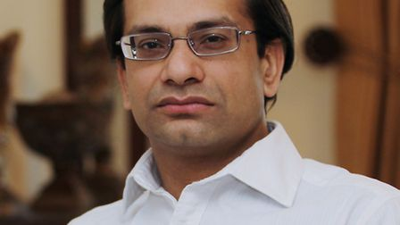 Labour party parliamentary candidate Anawar Miah