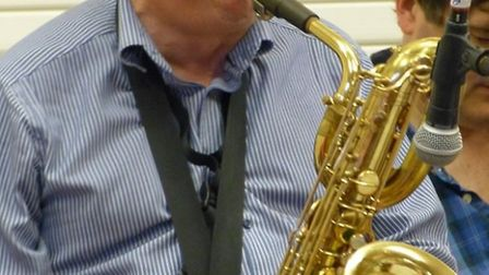 Alan Barnes will play the Herts Jazz Club at the Hawthorne Theatre complex, at Campus West, in Welwy