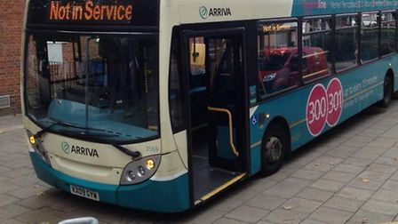 The 797 bus service will be scrapped in February
