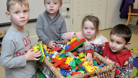 The Nene Infant and Nursery School, Wisbech. Little Owls daycare had an outstanding Ofsted, Picture: