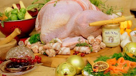 Win a Christmas meat hamper