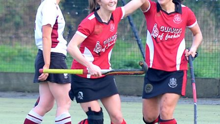 Wisbech ladies hockey v Bedford II. Picture: Steve Williams.