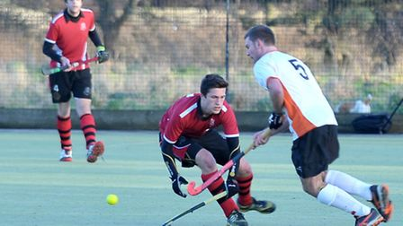 Wisbech hockey v St Albans. Picture: Steve Williams.