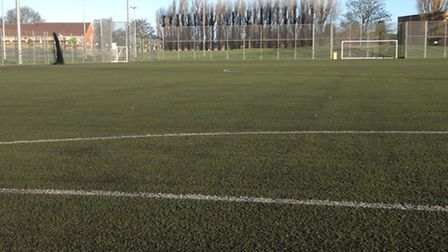 Thomas Clarkson Academy's Astroturf pitch has been given FA approval.