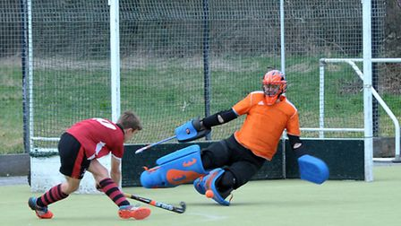 Wisbech hockey v Chelmsford.Picture: Steve Williams.