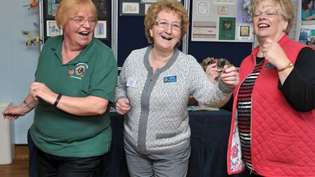 The Wisbech Community Development Trust, which is a small local charity, is celebrating 10 years of