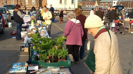 Wisbech''s Horsefair Shopping Centre will be holding a charity car boot sale on Easter Monday.