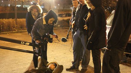 Dying Wish was filmed by University of Hertfordshire students
