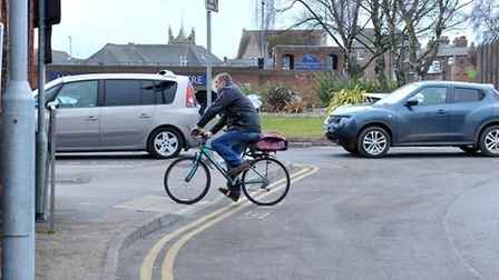 Wisbech Market town transport strategy 2014. Picture: Steve Williams.