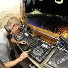 Gilles Peterson playing Standon Calling 2013 [Picture: PG Brunelli]