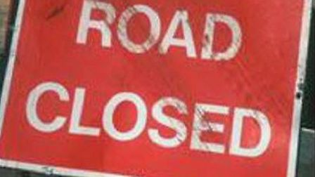 Brockswood Lane has been closed