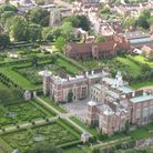 Hatfield House and its gardens