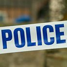 The fire was started deliberately, say police