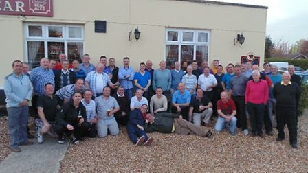 The Black Bear Charity Golf Day raised thousands of pounds for the Billy Lee fund.