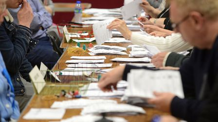 The count gets underway