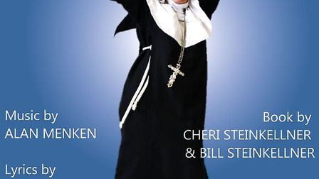 Potters Bar Theatre Company presented Sister Act at the Wyllyotts Theatre