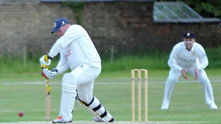 Ramsey v Wisbech cricket. Picture: Steve Williams.