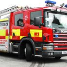 Five fire engines have been called to Shefford to fight a large blaze.