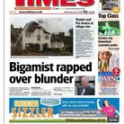 The Welwyn Hatfield Times is out now