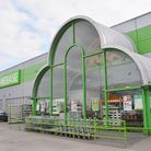 The Homebase store in Oldings Corner would have been split into two units