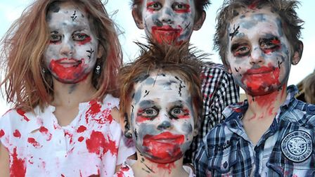 Halloween trick or treating and fancy dress competition returns to the Horsefair shopping centre thi