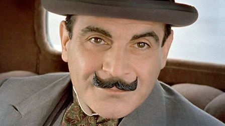 Hercule Poirot steps into action for a production of Black Coffee in Wisbech