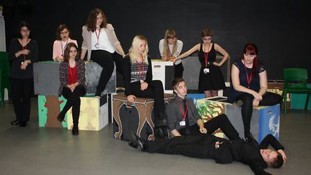 Drama students at the Thomas Clarkson Academy, Wisbech, are to host a murder mystery evening.