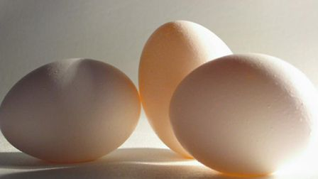Eggs are being used to cause havoc on houses