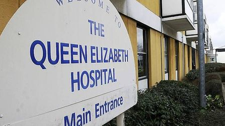 The Queen Elizabeth Hospital in King's Lynn is asking for the help of the community to prevent vomit