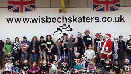 Skaters Roller Hockey Club is looking for new members for 2016.