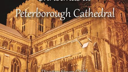 The Christmas carols CD has been released by Peterborough Cathedral.