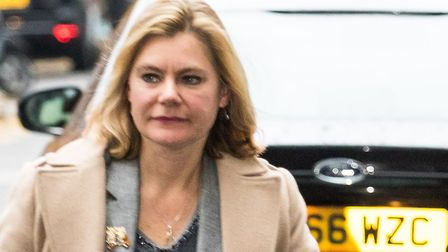 Justine Greening has announced she will stand down for the next election, saying the Conservatives h