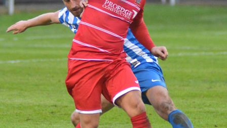 Eynesbury Rovers v Wisbech Town. Picture: Helen Drake