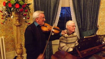 Christmas at Peckover House