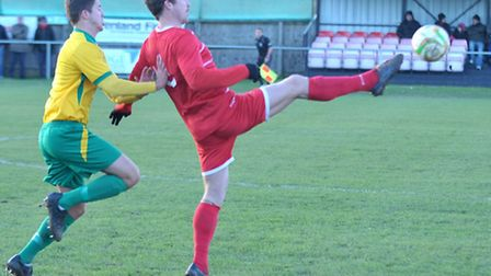 Wisbech Town v Northampton Spencer. Picture: Steve Williams.