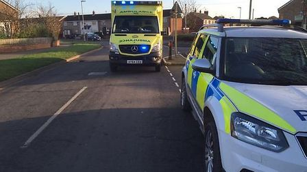 Hit and run Wisbech