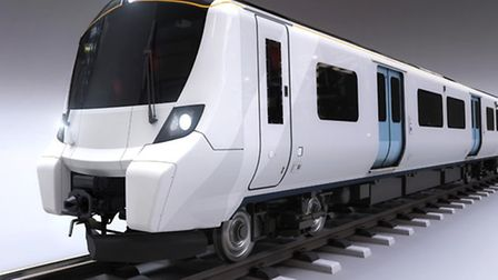 New metro trains being added to the Welwyn Garden City line