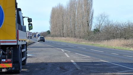 A47 Wisbech RTC with Horse.