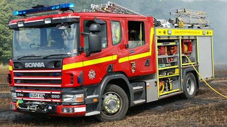 Firefighters attended an overnight blaze at Emneth Primary School