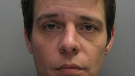 Johnathon Leuty, jailed for 4 years for running over his girlfriend's ex-husband multiple times
