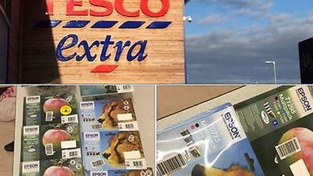 Two men arrested for assault and fraud vafter incident at Tesco in Wisbech