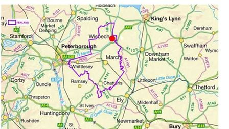 Wisbech and Fenland to form a strategic sub region of Cambridge? That is the thinking behind Wisbech