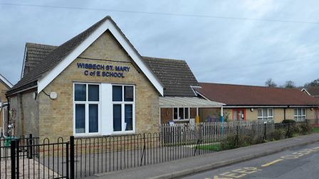 Wisbech Saint Mary primary school. Picture: Steve Williams.
