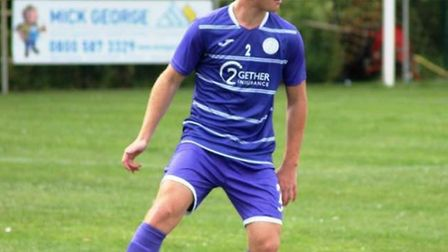 Wisbech St Mary defender Callum Brown has been named as the chairman of the Cambridgeshire FA Youth