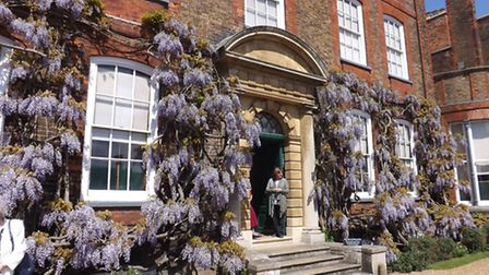 Mother's Day at Peckover House