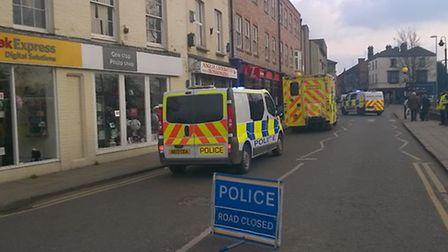 Wisbech moped hit and run