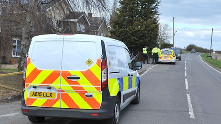 Woman's death at Murrow 'non suspicious' say police as man, 51, is released without charge